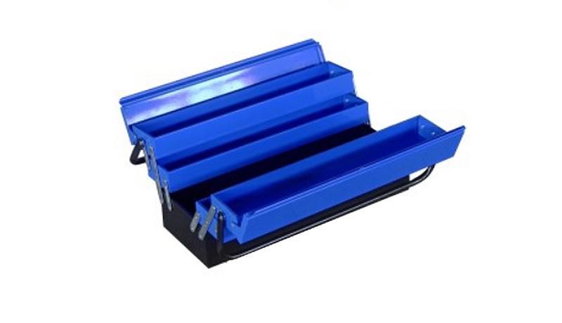 Caja de herramientas plegable industrial