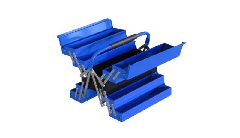 Caja de herramientas de mano económica